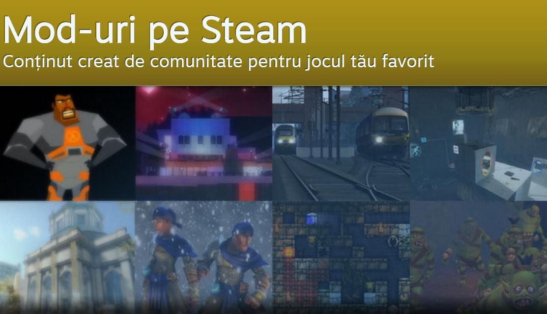 Photo of Mod-urile pe bani se intorc intr-o forma noua pe Steam!