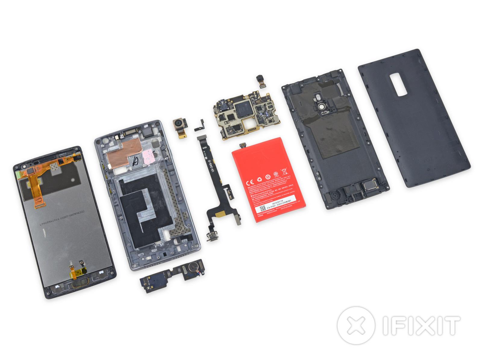 Photo of OnePlus 2 a ajuns la iFIXIT iar rezultatul este unul surprinzator