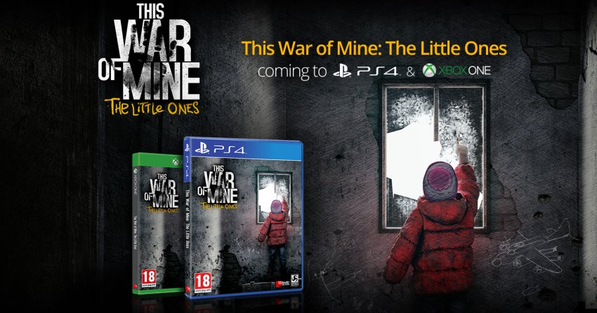 Photo of This War of Mine The Little Ones anunțat