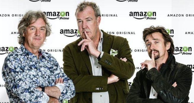 Photo of Top Gear s-a mutat pe Amazon!