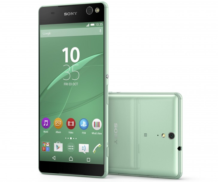 Photo of Sony a anuntat Xperia C5 Ultra si Xperia M5