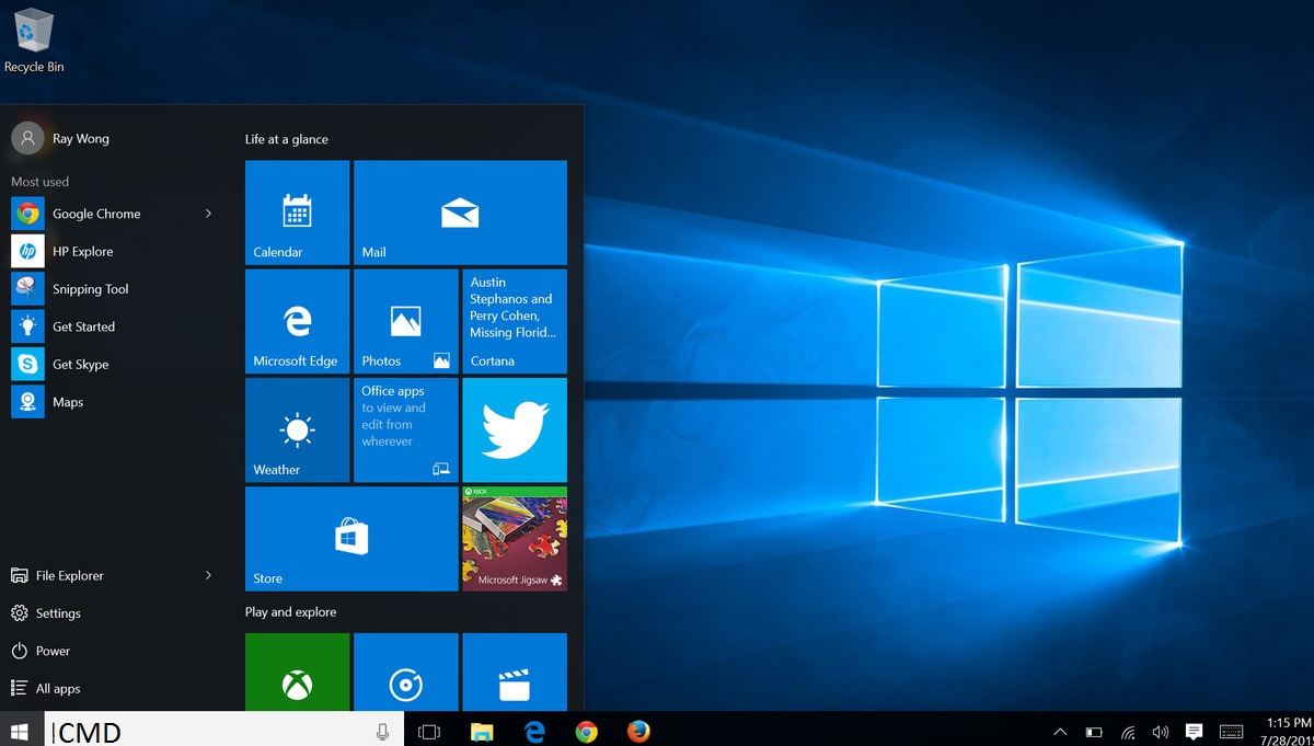 Photo of Microsoft renunta la Live Tiles in noul meniu de Start al lui Windows 10
