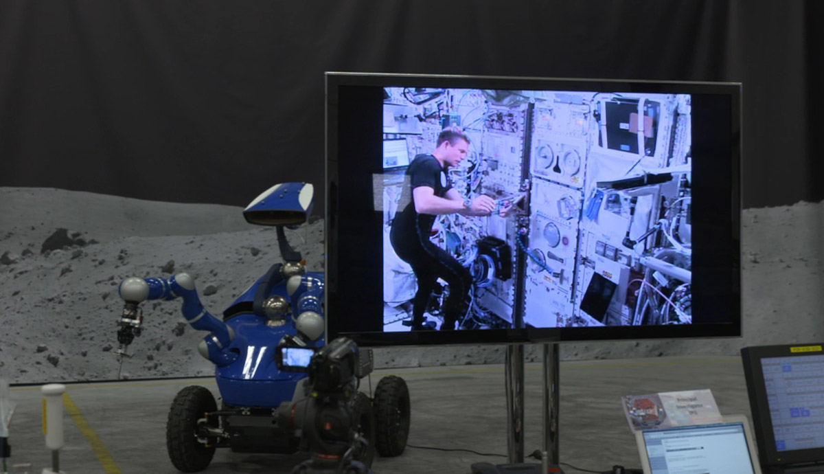 Photo of ESA a dezvoltat un nou robot