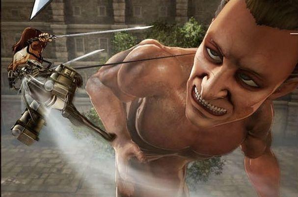 Photo of Jocul Attack on Titan primeste o tona de imagini