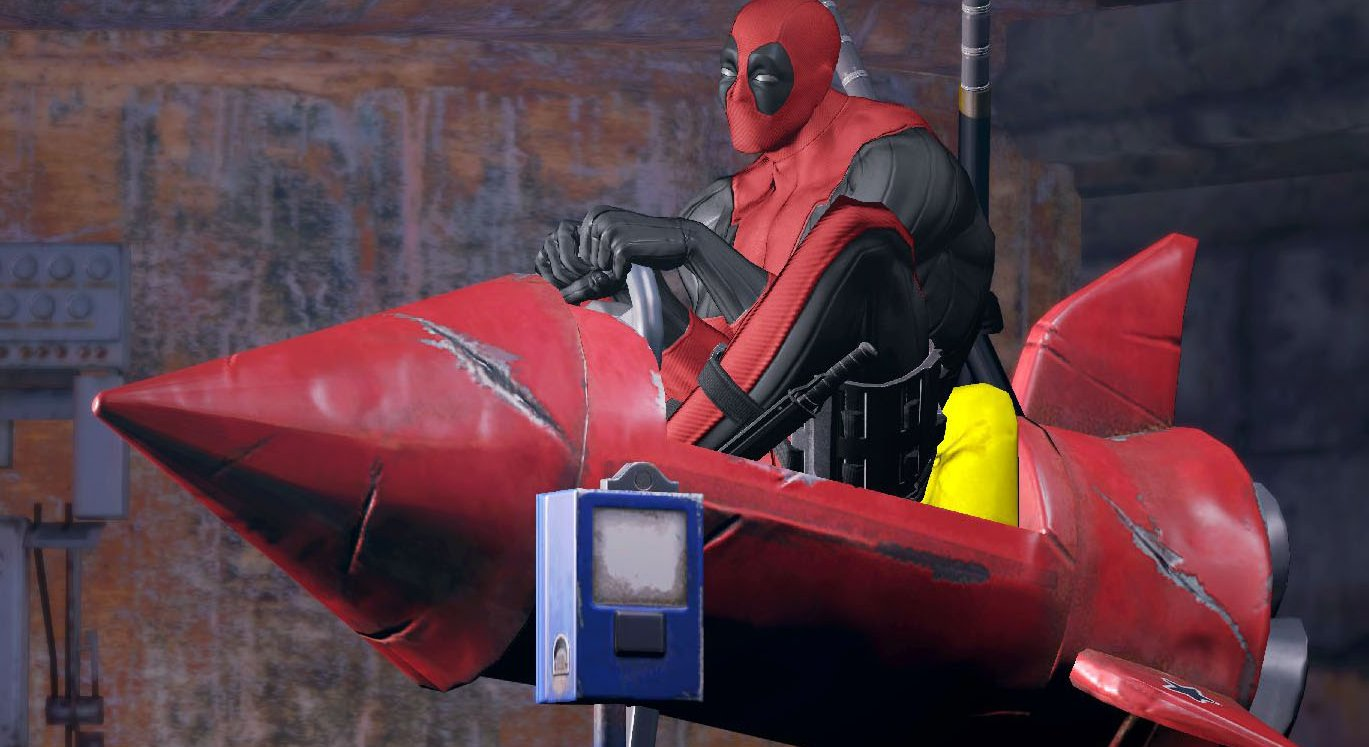 Photo of Deadpool revine, același Deadpool
