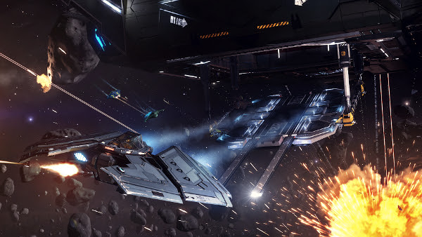 Photo of Elite Dangerous capata alte cerinte de sistem