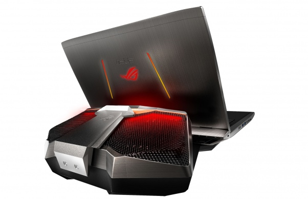 Photo of IFA 2015 – Asus anunță ROG GX700, laptop cu răcire lichidă
