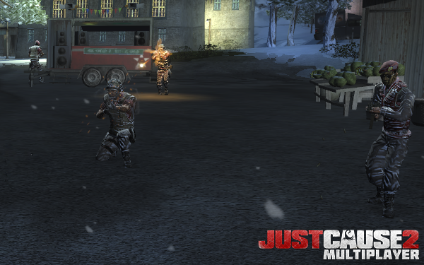 Photo of Just Cause 2 Multiplayer ajunge la 0.2