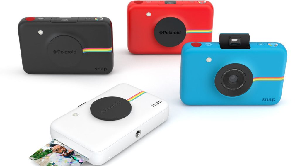 Photo of IFA 2015 – Polaroid Snap, camera digitală ce imprimă fotografii