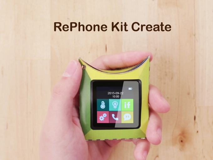 Photo of Seeed anunță RePhone, un telefon cu adevărat modular