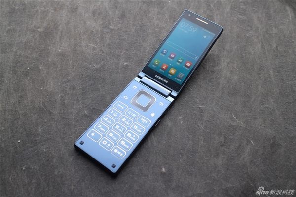 Photo of Un nou Flip-Phone Samsung este pe drum