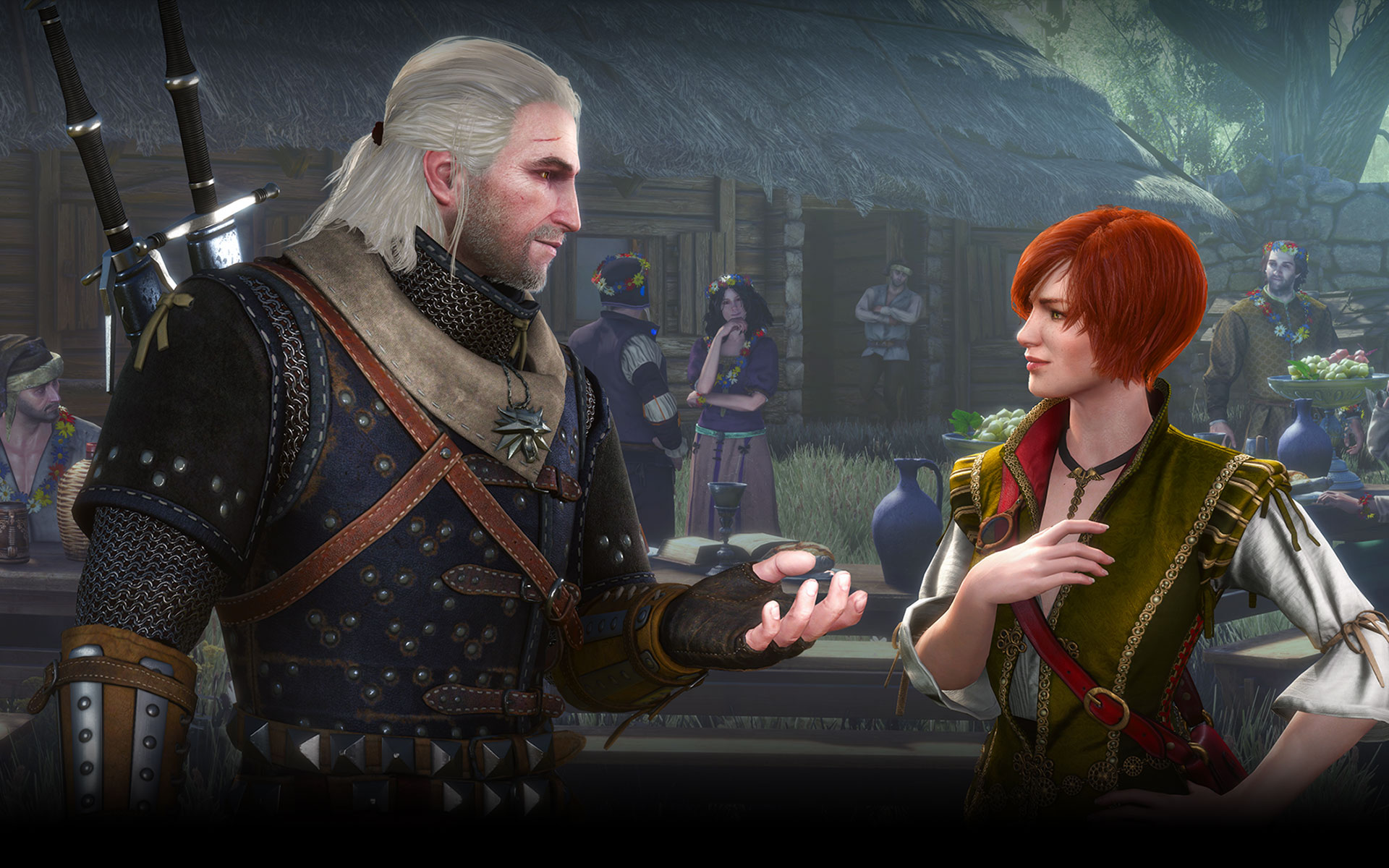 Photo of The Witcher 3 Blood and Wine va intarzia
