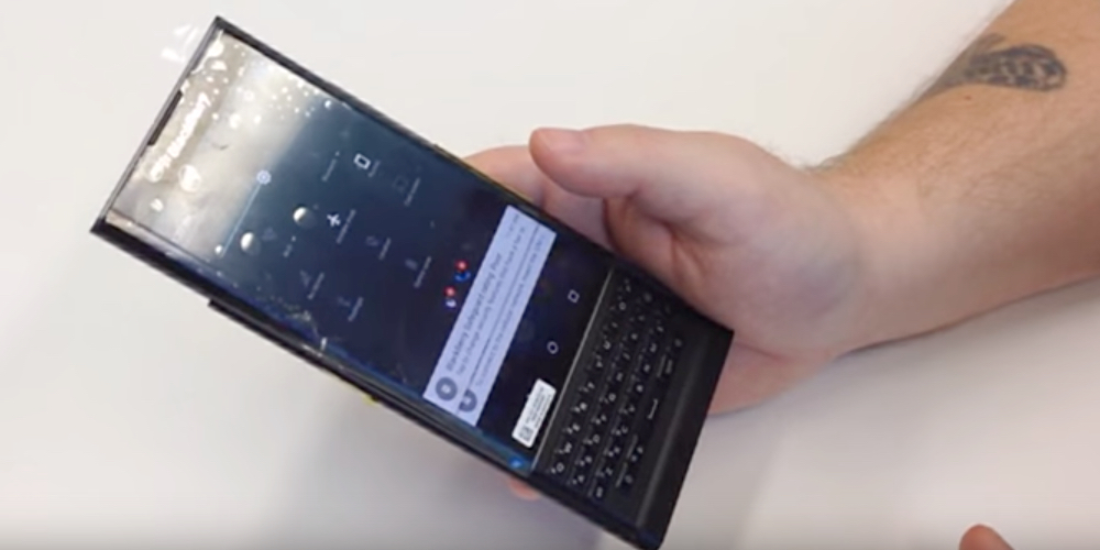 Photo of BlackBerry Priv este primul terminal cu Android al companiei
