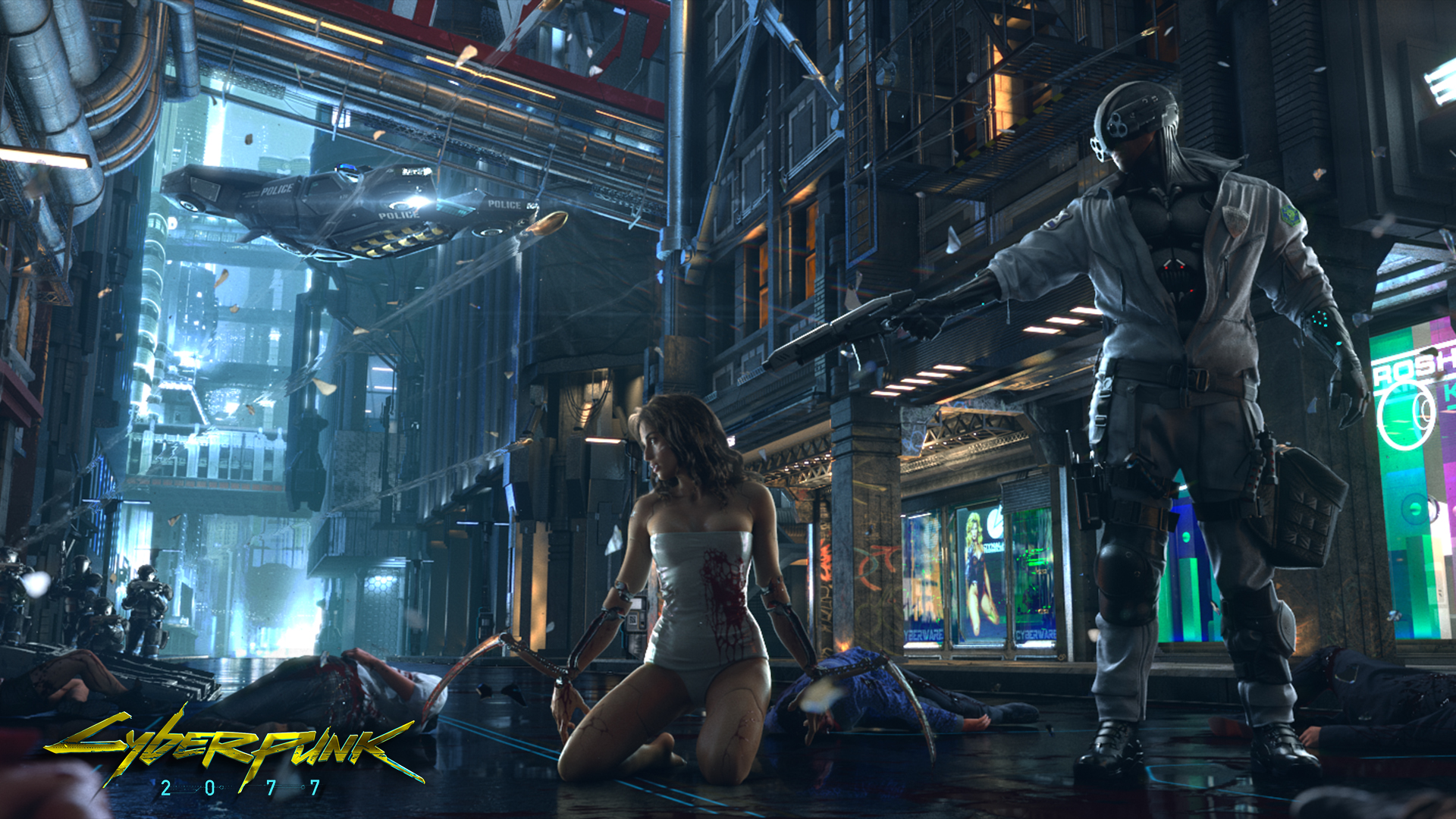 Photo of Vom vedea Cyberpunk 2077 la E3