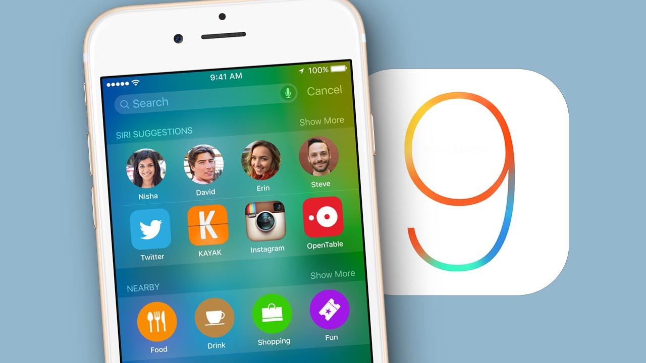 Photo of Problemele lui iOS 9 rezolvate de Apple cu ultimul update