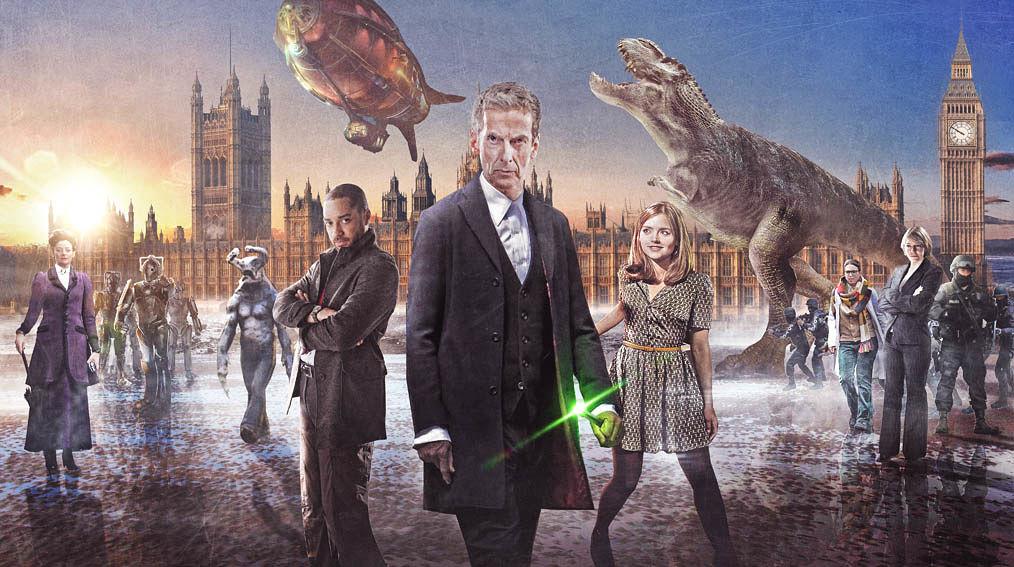 Photo of Poti sa vezi primul episod din Doctor Who pe Youtube, dar cu un pic de ajutor