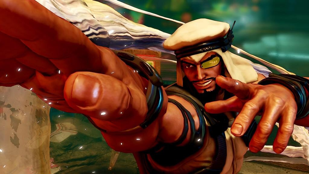 Photo of Rashid este cel mai nou personaj care se alatura luptatorilor din Street Fighter V
