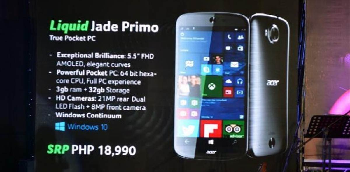 Photo of Acer Jade Primo va costa 370 de euro