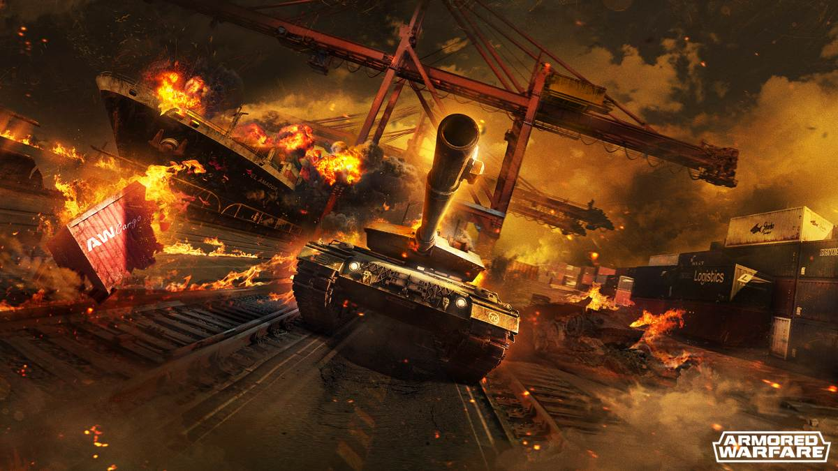 Photo of Armored Warfare intra in Open Beta