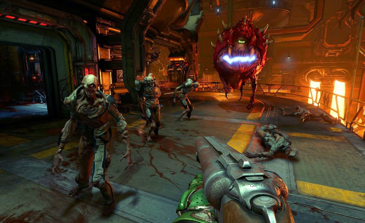 Photo of Doom Alpha leak