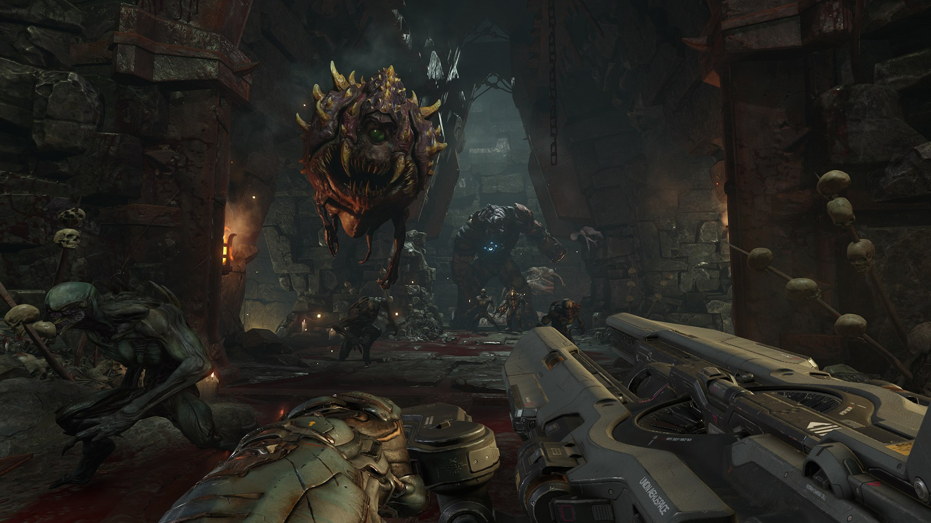 Photo of Doom primeste Vulkan, iar rezultatele sunt sesizabile