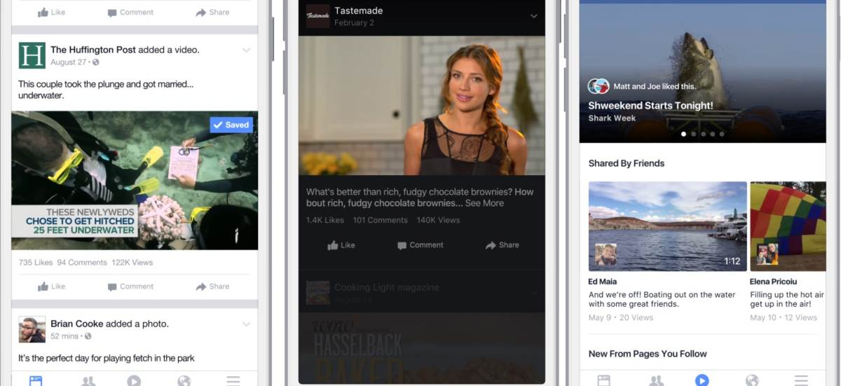 Photo of Facebook vrea sa devina Youtube