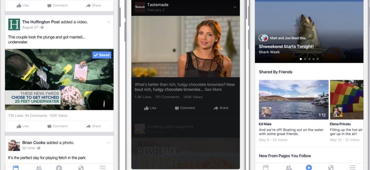 Photo of Facebook vrea sa devina Youtube