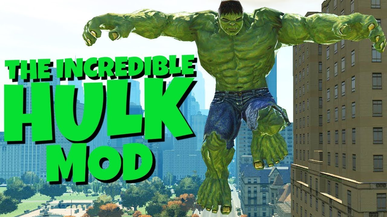 Photo of Hulk modat … aproape realist in GTA V