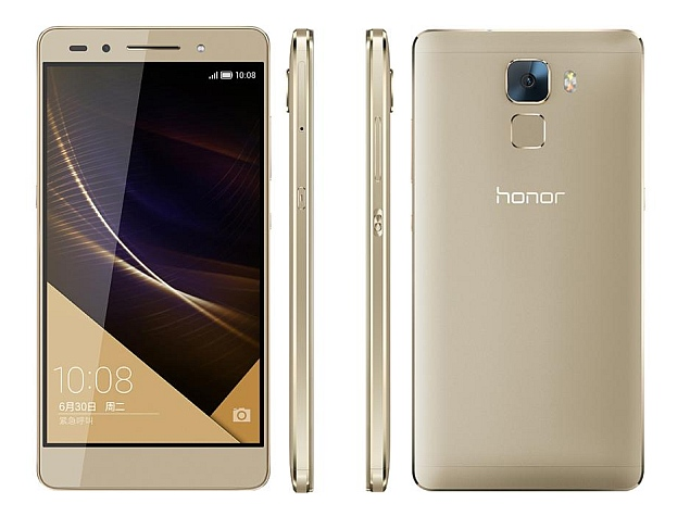 Photo of S-a lansat Huawei Honor 7!