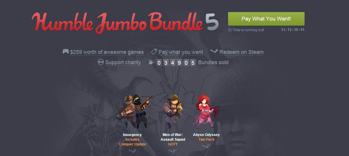 Photo of Un nou Humble Bundle excelent