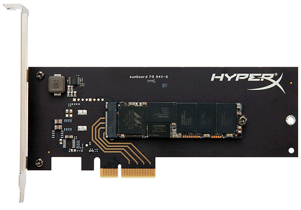Photo of Review SSD HyperX Predator PCIe 240GB M.2 2280 – More speeeeeeed!!!