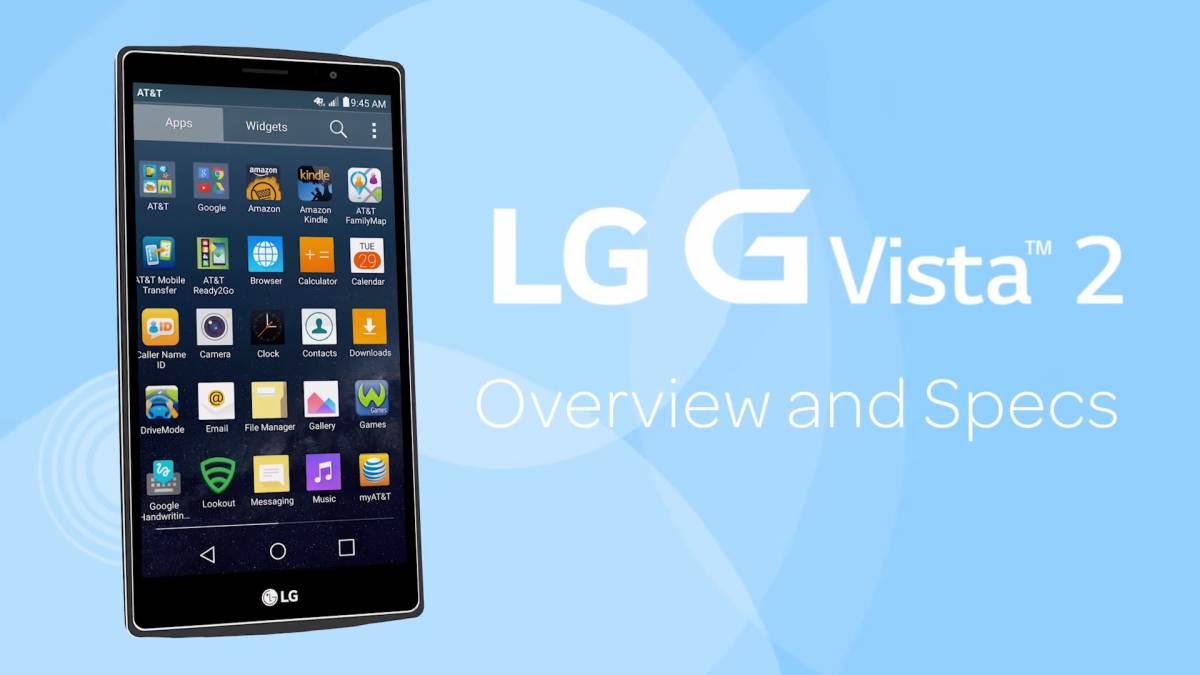 Photo of LG G Vista 2 a fost anuntat