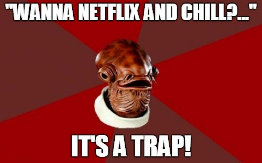 Netflix & Chill - Ce inseamna Netflix and chill