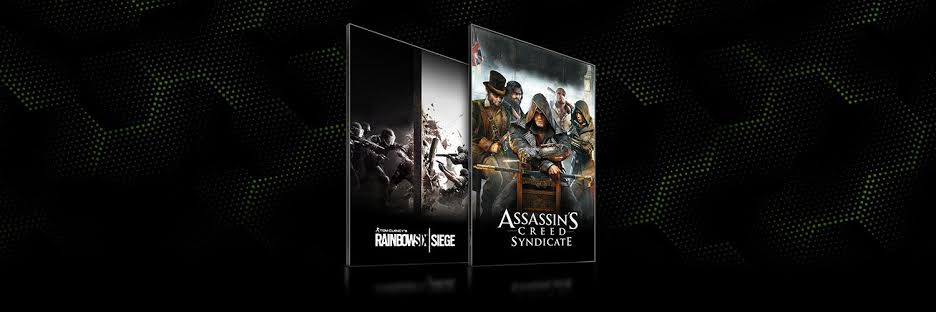 Photo of Assassin's Creed Syndicate și Rainbow Six Siege vin la pachet cu plăcile video GeForce