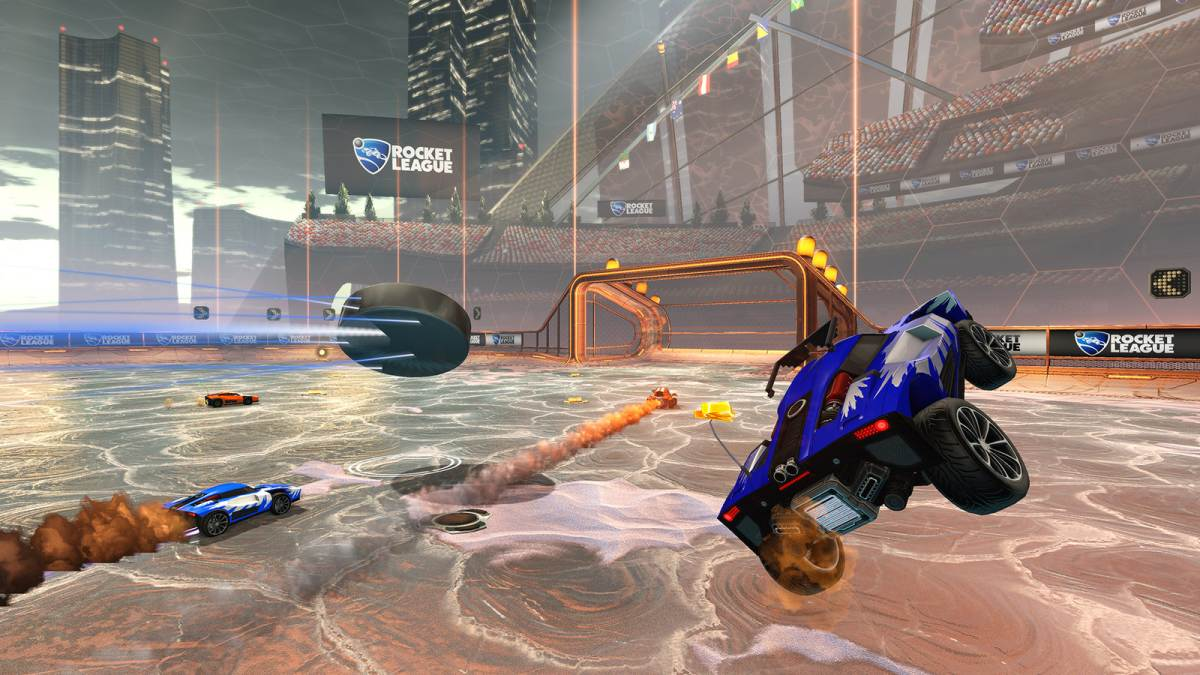 Photo of Rocket League devine cu 500% mai grozav
