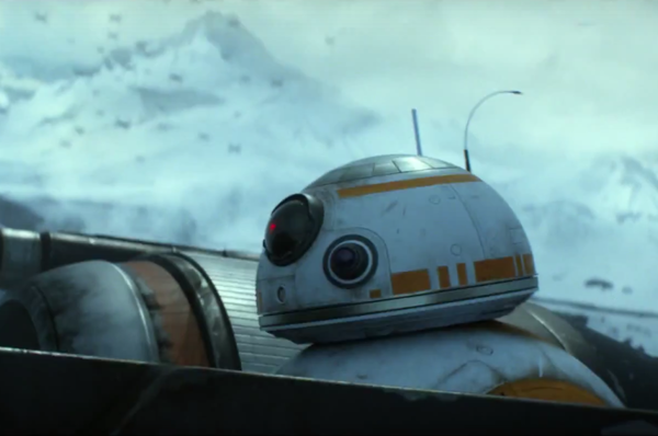 Photo of Ce spune BB-8 in Star Wars The Force Awakens