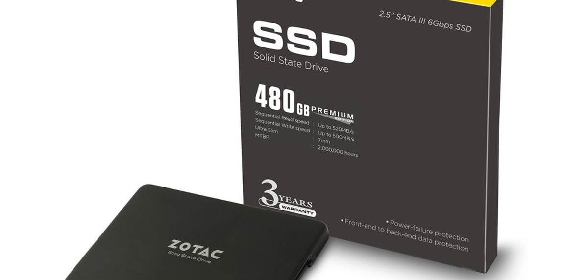 Photo of Zotac anunta propriile SSD-uri
