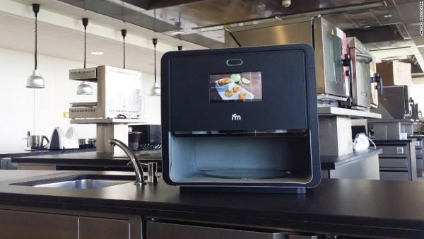 Photo of Foodini – imprimanta 3D pentru mancare