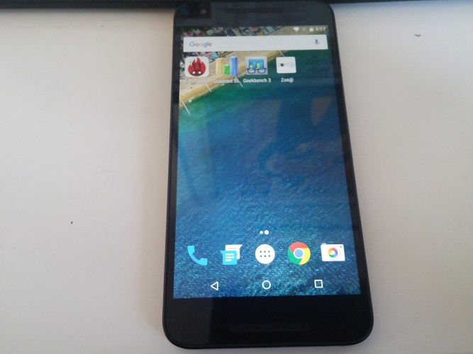 review nexus 5x