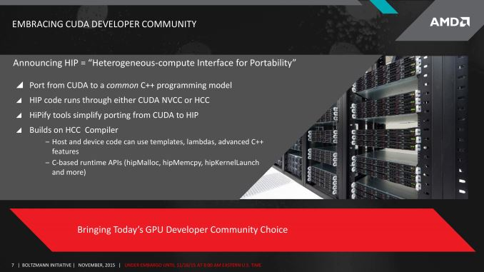 Photo of Placile video AMD vor putea compila cod CUDA