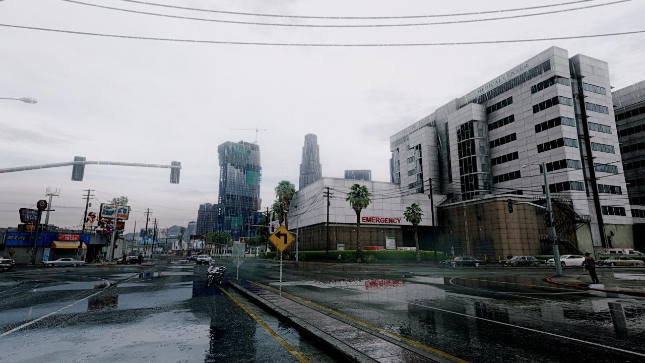 Photo of GTA 5 in VR arata interesant