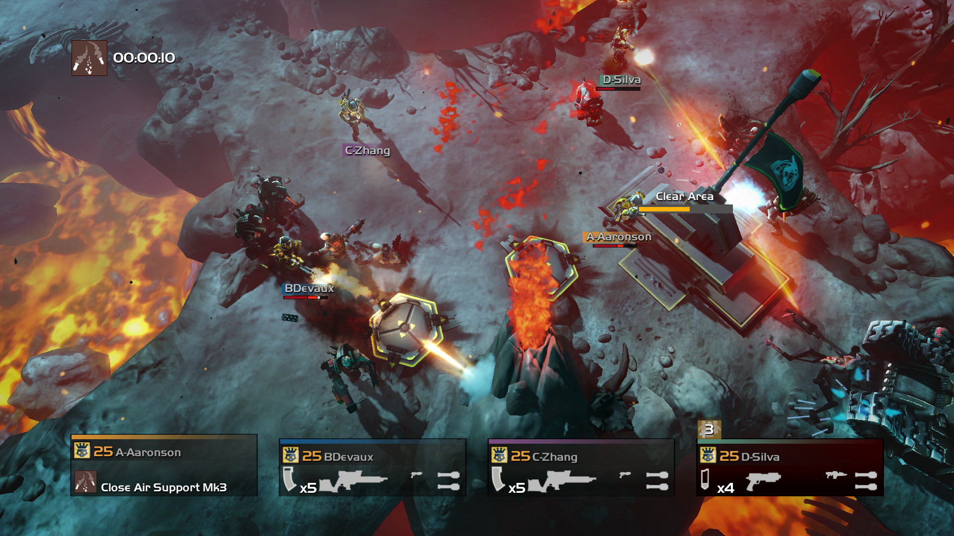 Photo of Helldivers soseste pe Steam in decembrie