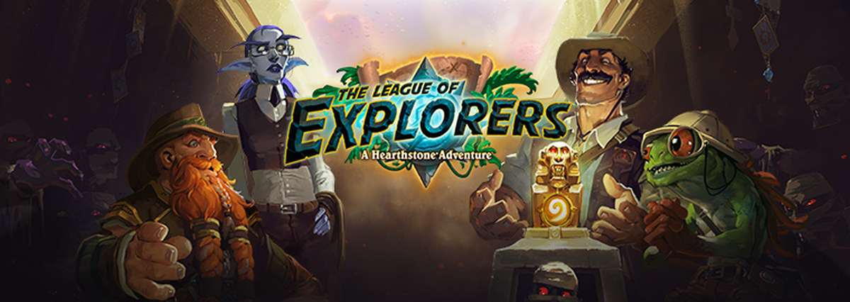 Photo of Hearthstone: League of Explorers va fi lansat in cateva zile