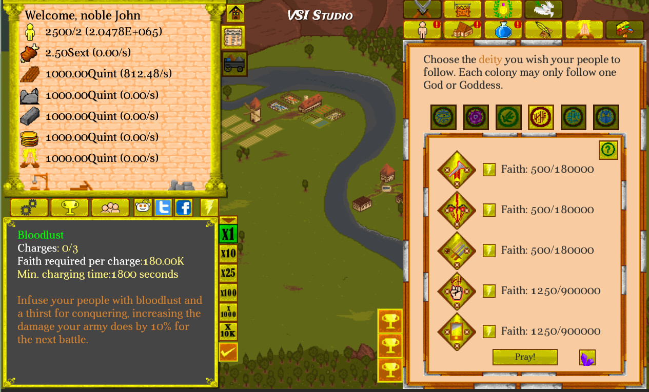 Photo of Idle Civilization lansat pe Steam Early Access