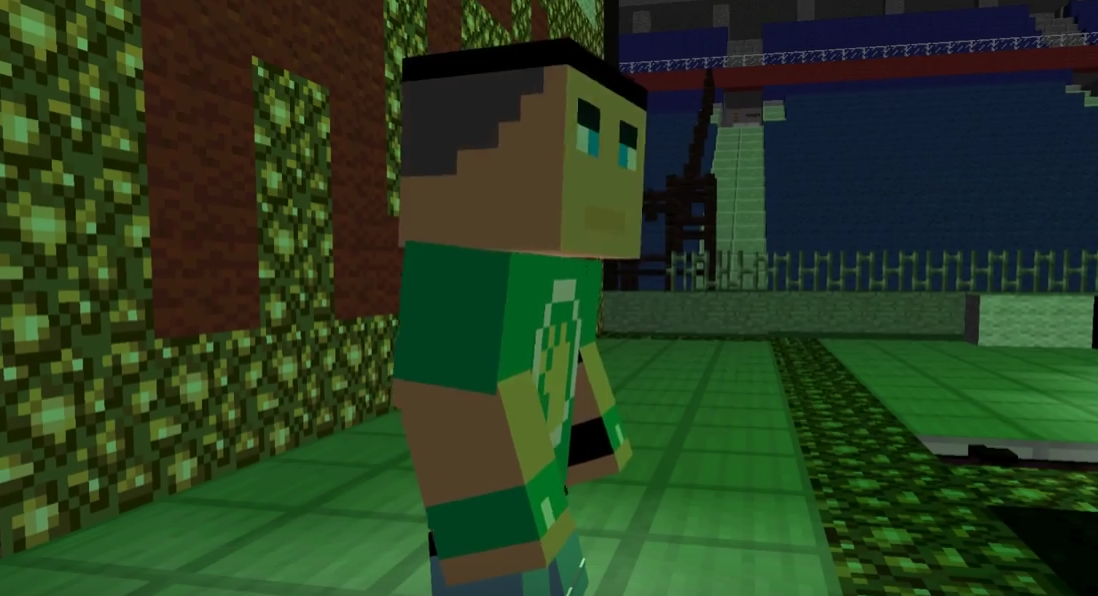 Photo of John Cena este peste tot… pana si in Minecraft