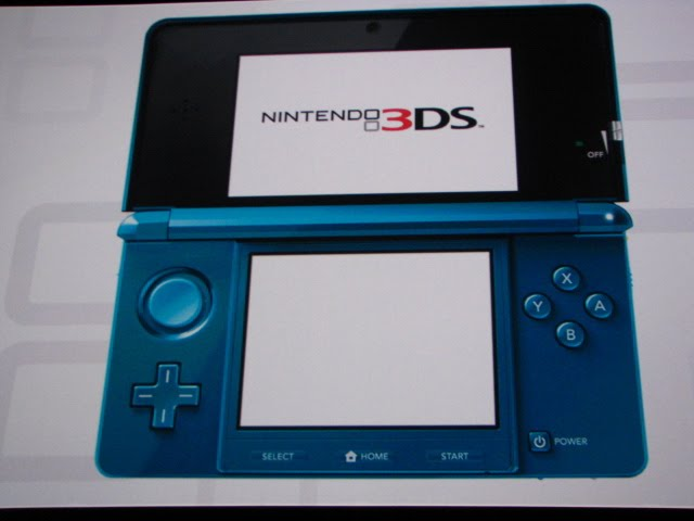 Photo of Cand iti cauti Nintendo 3DS-ul si il gasesti in perete!