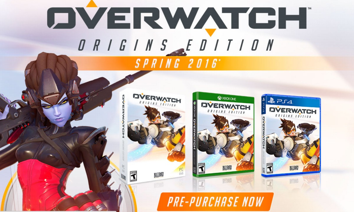 Photo of Overwatch Origins Edition va fi disponibil pentru PC, PS4 si Xbox One