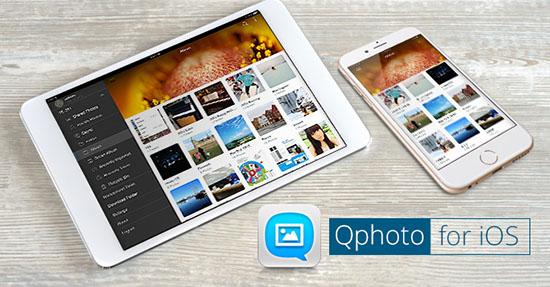 Photo of QNAP lanseaza aplicatia Qphoto pentru iOS, cu interfata personalizata pentru iPad si suport pentru CloudLink