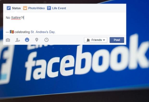 Photo of Facebook a folosit Tricolorul pentru a sarbatori Sfantul Andrei