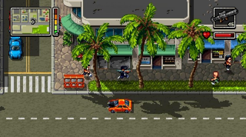 Photo of Retro City Rampage continua cu Shakedown Hawaii